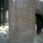Bajrang Packers And Movers Packaging With Hard CardBoard And Bubble Wrap