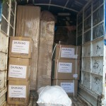 Bajrang Packers And Movers Space Utilization And Package Labeling